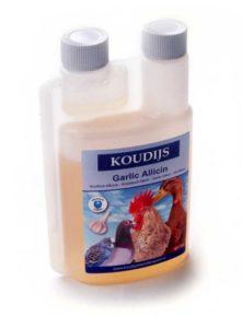 knoflook-vitamine