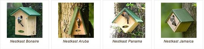 Vogels|Nestkasten