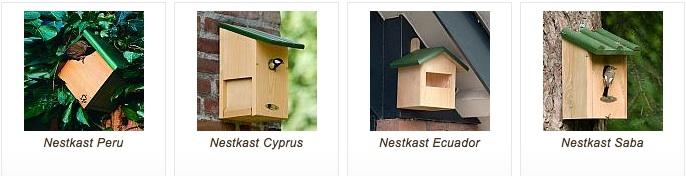 Nestkasten|Vogels|Kippen houden